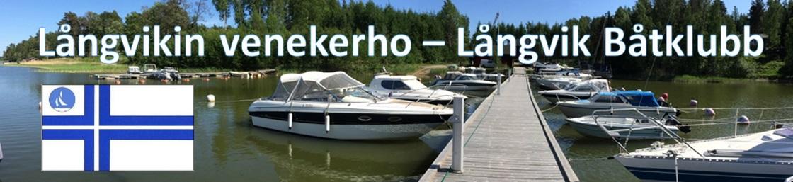 Långvikin venekerho - Långvik Båtklubb ry